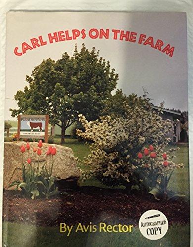 9780897165723: Carl Helps on the Farm