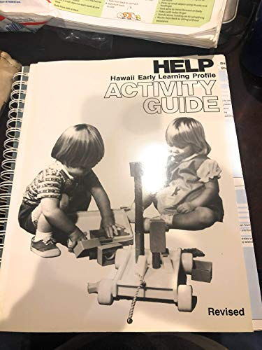 9780897180979: Inside HELP: Administrative and reference manual for HELP (the Hawaii Early Learning Profile) birth - 3 years