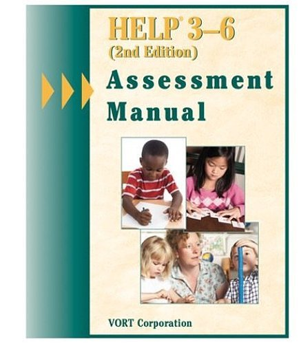 9780897182065: Help 3-6: Assessment Manual
