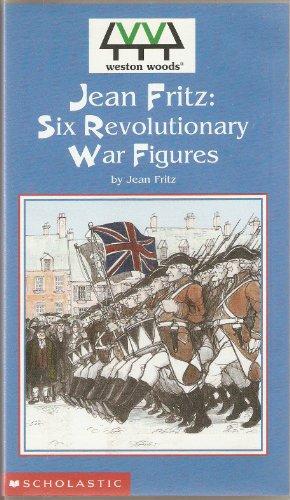 9780897191999: Jean Fritz : 6 Revolutionary War Figures