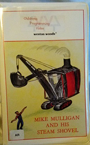 9780897192194: Mike Mulligan and His Steam Shovel [VHS]