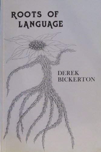 9780897200738: Roots of Language