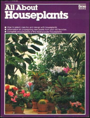 9780897210027: All About Houseplants