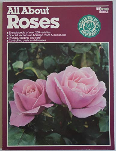 Ortho Books All About Roses: Mc Nair, James