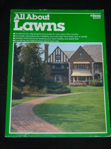 9780897210638: All About Lawns