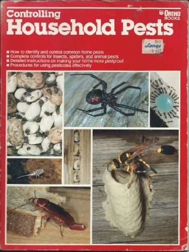 9780897211444: Controlling Household Pests