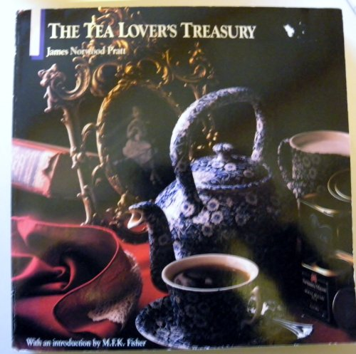 9780897211789: The tea lover's treasury