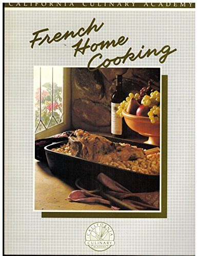 9780897211932: French Home Cooking