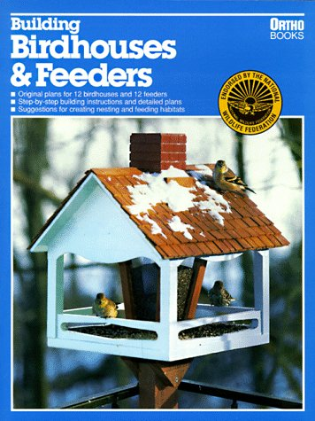9780897212137: Building Birdhouses and Feeders (Ortho Library)