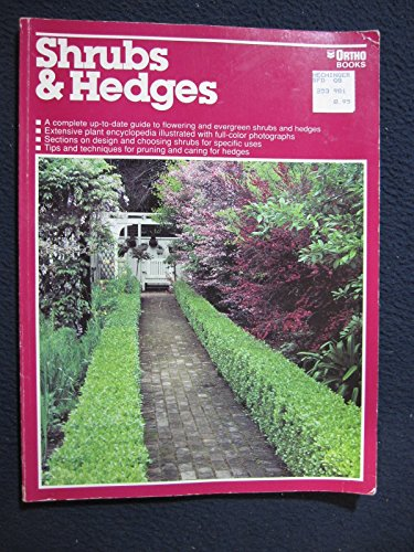 Shrubs and Hedges: A. Cort Sinnes,