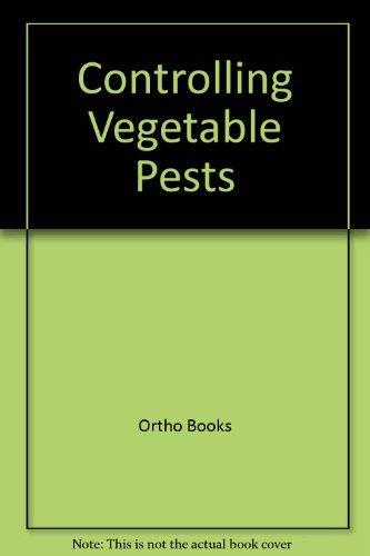 Controlling Vegetable Pests: Pamela Peirce