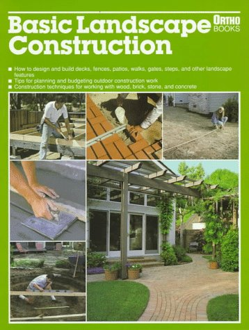 9780897212854: Basic Landscape Construction