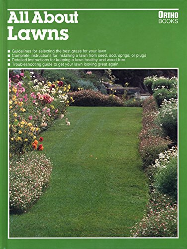 9780897213530: All About Lawns