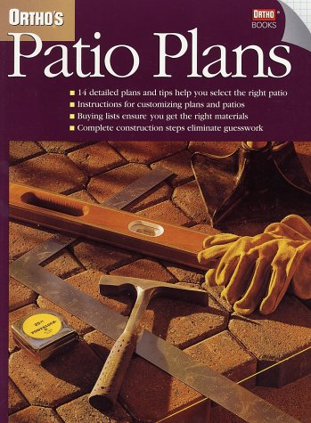 9780897214124: Ortho's Patio Plans (Ortho's All About Home Improvement)