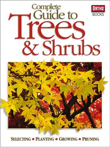 9780897215008: Complete Guide to Trees and Shrubs