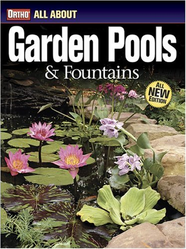 9780897215138: All About Garden Pools & Fountains