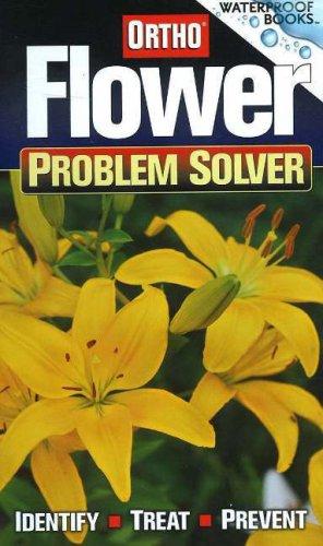 9780897215169: Ortho Flower Problem Solver (Waterproof Books)