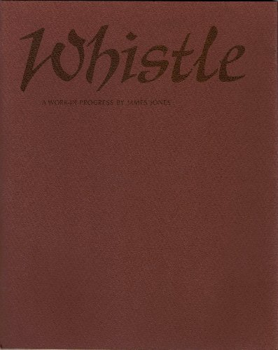 9780897230179: Whistle: A Work-In-Progress