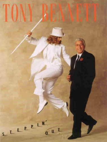 9780897240956: Tony Bennett: Steppin' Out