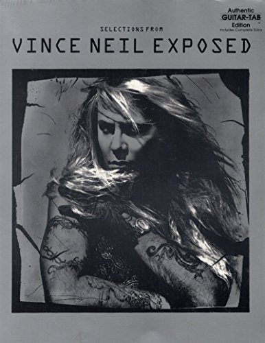 9780897241106: Selections from Vince Neil: Guitar tab
