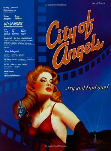 9780897241427: City of Angels: Vocal Score