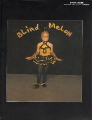 9780897241496: Blind Melon: Authentic Guitar TAB (Authentic Guitar-Tab Editions)