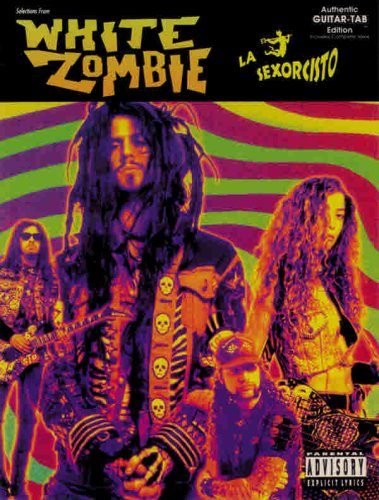 9780897241533: White Zombie Selections from La Sexorcisto