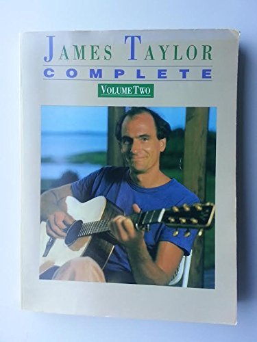9780897241816: James Taylor Complete Volume 2