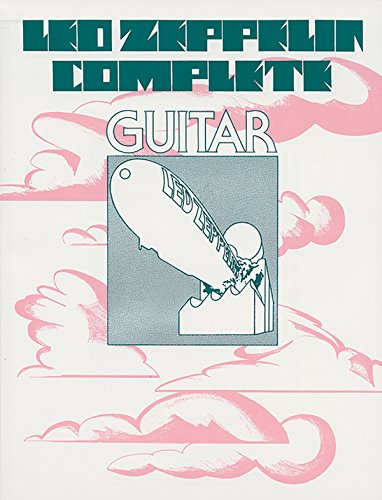 9780897241830: Led Zeppelin -- Complete: Easy Guitar: Guitar Edition
