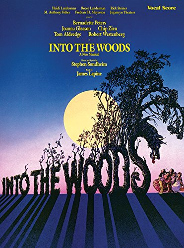 9780897242080: Into the Woods (Vocal Score)