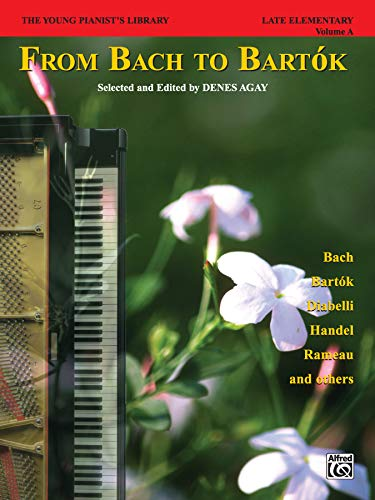 9780897242561: The Young Pianist's Library 1a - From Bach to Bartok Level 1-2: From Bach to Bartok