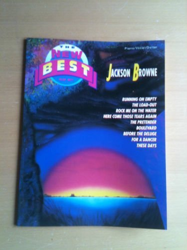 9780897242936: The New Best of Jackson Browne (The New Best of... series)