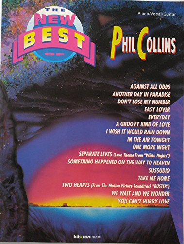 9780897243025: The New Best of Phil Collins (The New Best of... series)