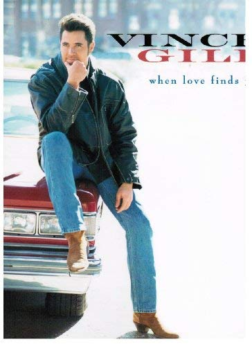 Vince Gill -- When Love Finds You: Piano/Vocal/Chords (0897243404) by Gill, Vince