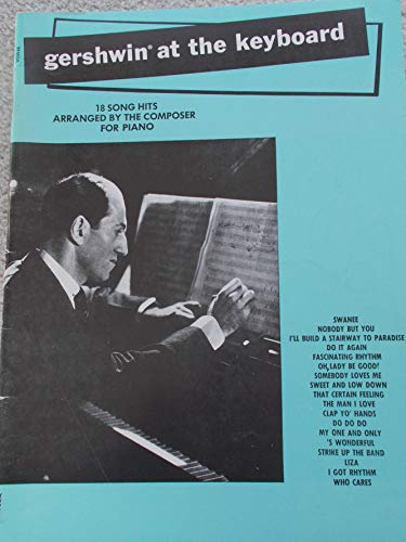 9780897243438: Gershwin at the Keyboard
