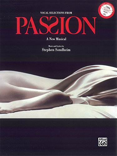9780897244138: Passion (Vocal Selections): Piano/Vocal/Chords