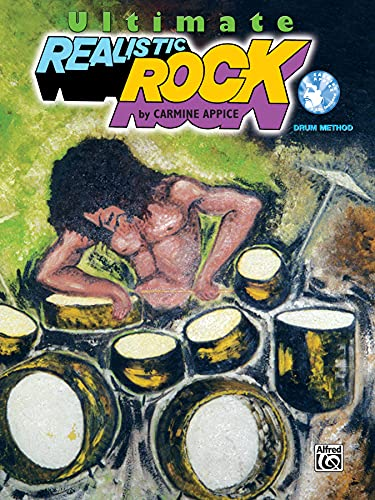 9780897244862: Ultimate Realistic Rock (Book & 2 CDs)