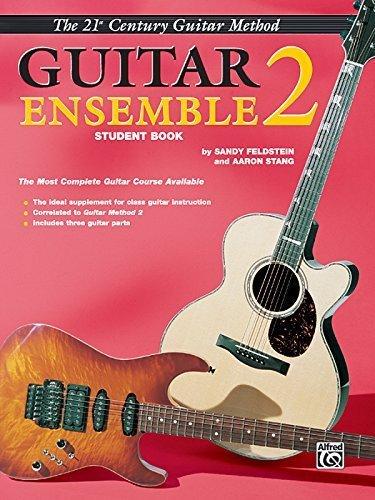 9780897245487: 21st Century Guitar Ensemble 2: Score Book & Cassette