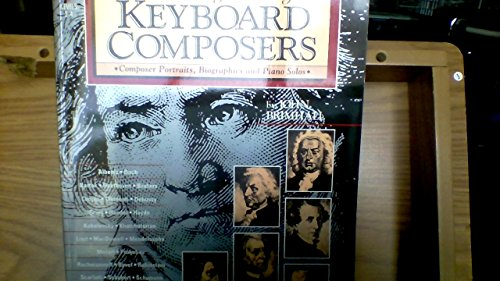 Wonderful World Keyboard Composers (0897245490) by Brimhall, John