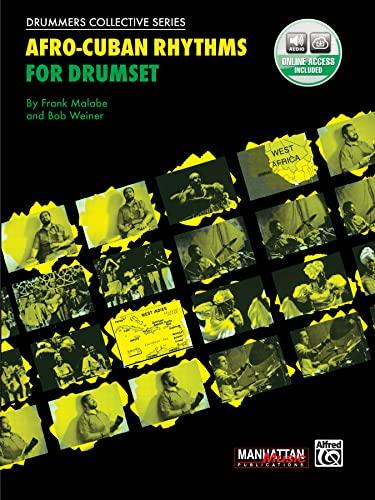 9780897245746: Afro-Cuban Rhythms for Drumset +CD