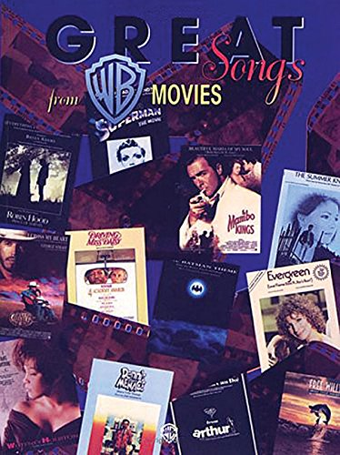 9780897245807: Great Songs From Warner Bros. Movies PVG