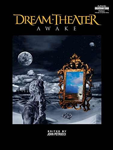 9780897246088: Dream Theater - Awake (Authentic Guitar-Tab)