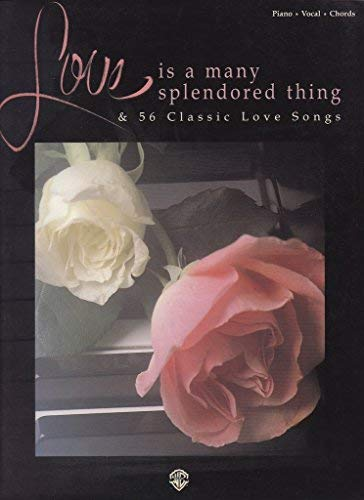 Love Is a Many Splendored Thing &: Alfred Publishing