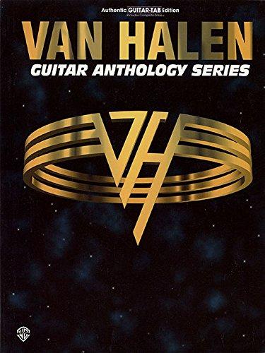 9780897246729: Van Halen Guitar Anthology Series: Authentic Guitar Tab (Guitar Anthology)