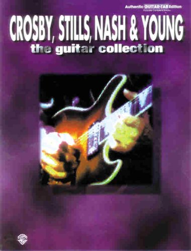 9780897247016: Crosby, Stills, Nash & Young -- The Guitar Collection: Authentic Guitar TAB