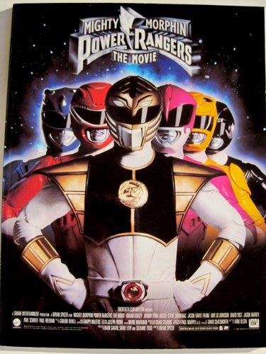 9780897247412: Mighty Morphin Power Rangers: The Movie, Piano/Vocal/chords