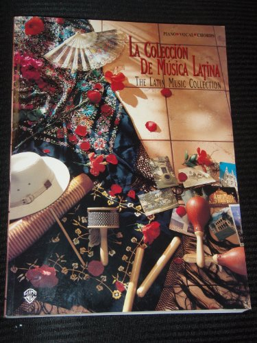 9780897247504: LA Coleccion De Musica Latina/the Latin Music Collection