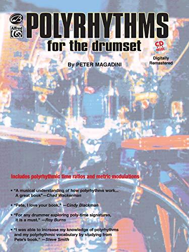 Polyrhythms for the Drumset: (Peter Magadini), Magadin