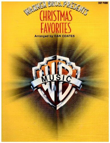 9780897248853: Warner Bros. Presents Christmas Favorites