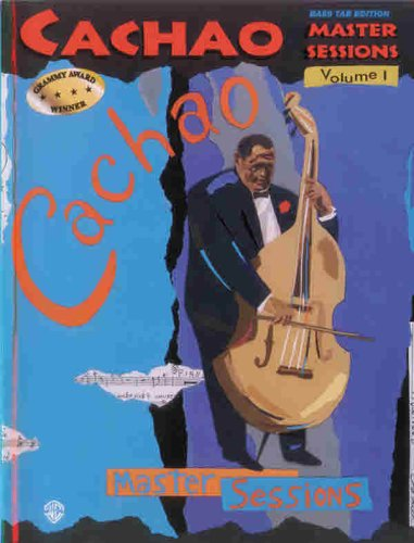 9780897249133: Cachao: v. 1: Master Sessions - Brass Tab Edition